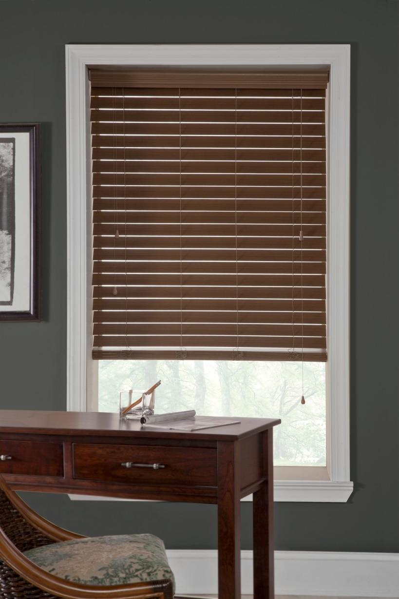 Good Home Decorators Collection 2.5u201d Wood Blinds