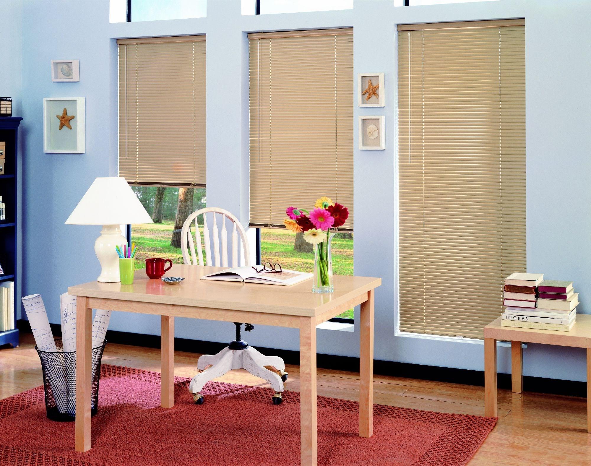 colored mini blinds horizontal customiser in aluminum mini blind blinds the home depot