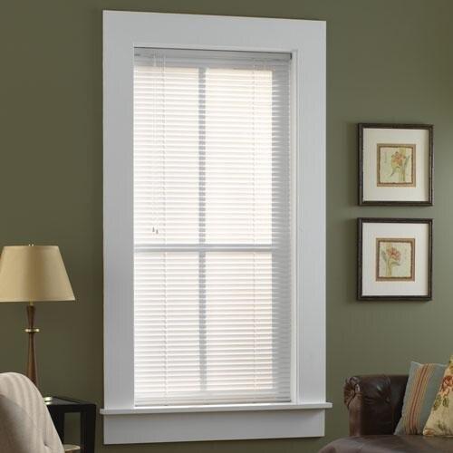 plastic window blinds cheap premium vinyl blind mini blinds the home depot