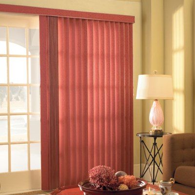 levolor fabric vertical blind the home depot