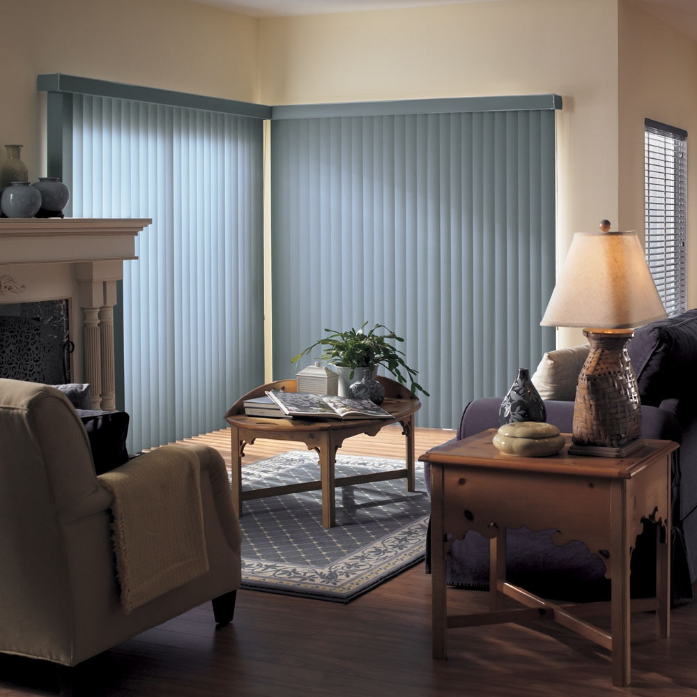 Superb Curved Vinyl Vertical Blinds