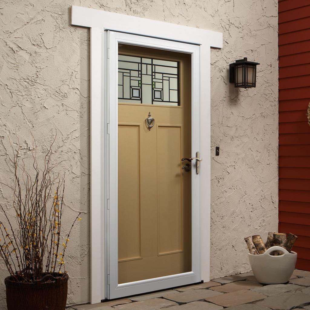 Andersen 4000 Series Full View Aluminum Storm Door