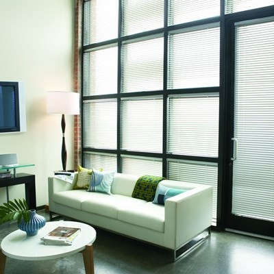 levolor mark one 1 3 8 in mini blind the home depot