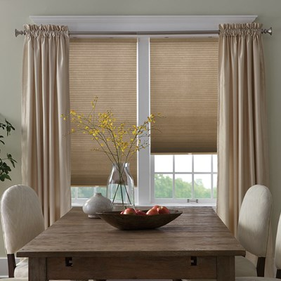 Home Decorators Collection Room Darkening Cellular Shade The Home Depot