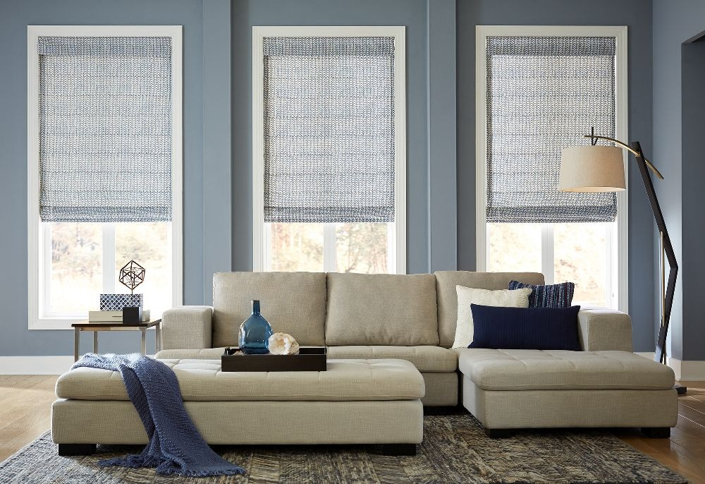 Classic Roman Shades TheHomeDepot