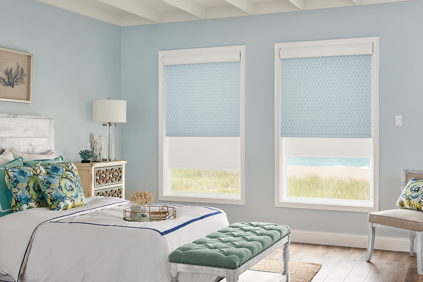 Dual Roller Shades Thehomedepot