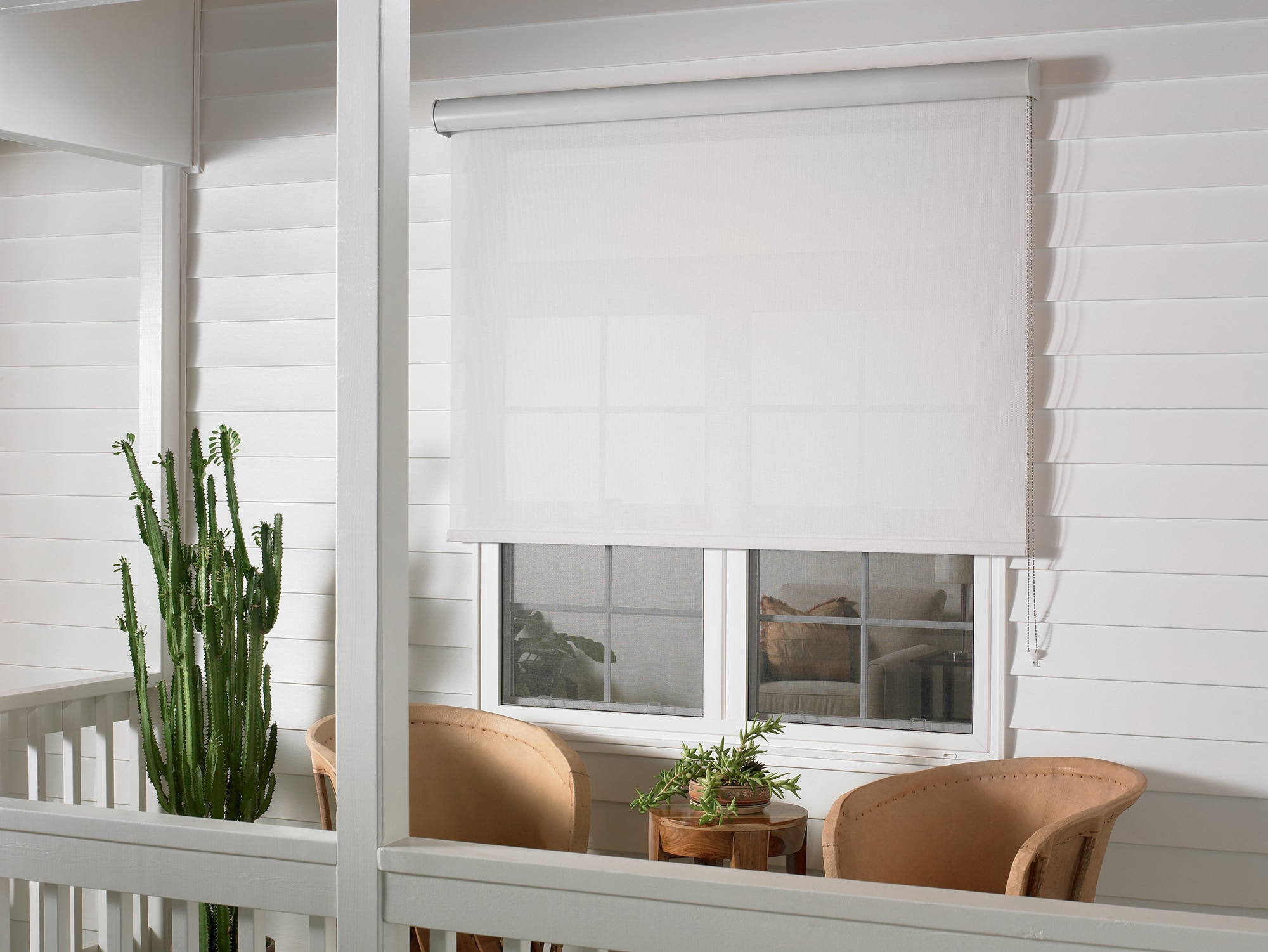 Best of home depot shades installation insured by ross - Exterior solar screens home depot ...