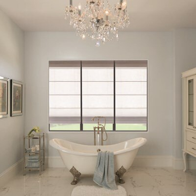 These Levolor Fabric Vertical Blinds are a great complement to large windows or glass doors. With a wide range of colors and patterns and street side neutral backing, they provide a stylish accent to your home/5(21).