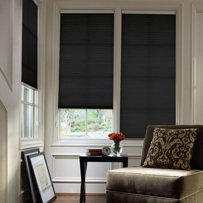Blackout Honeycomb Shade Thehomedepot