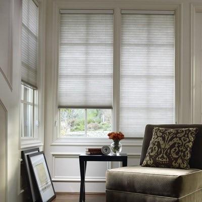 honeycomb blinds home depot cordless cellular light filtering honeycomb shade thehomedepot