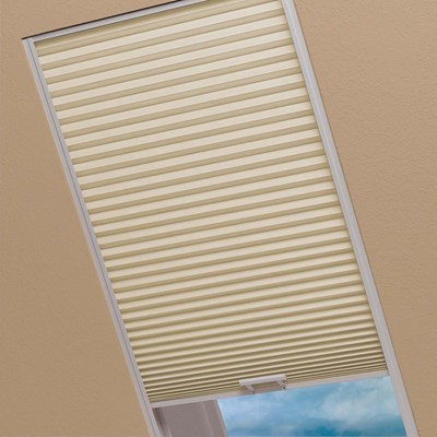 Light Filtering Skylight Cellular Shade Thehomedepot