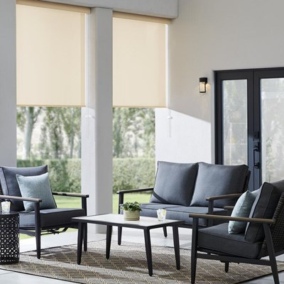 Gentil Outdoor Solar Shade
